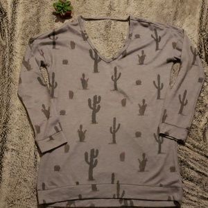 NWOT Long sleeves top